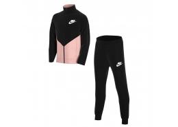 Sportswear Core Tricot Futura Çocuk Siyah Eşofman Takımı (CV9335-014)
