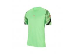 Dri-Fit Strike 21 Erkek Yeşil Spor Tişört (CW5843-398)
