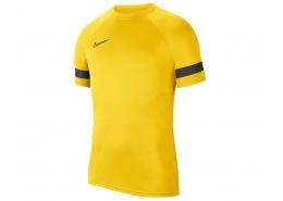 Nike Academy 21 Erkek Sarı Tişört (CW6101-719)