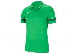 Academy 21 Erkek Yeşil Polo Tişört (CW6104-362)