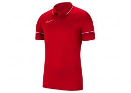 Academy 21 Erkek Kırmızı Polo Tişört (CW6104-657)