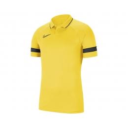Academy 21 Erkek Sarı Polo Tişört (CW6104-719)
