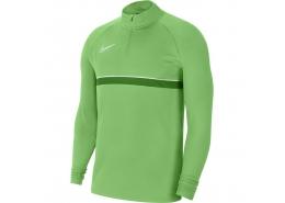 Dri-Fit Academy 21 Uzun Kollu Erkek Yeşil Futbol Tişört (CW6110-362)