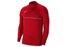 Academy 21 Erkek Kırmızı Uzun Kollu Tişört (CW6110-657)