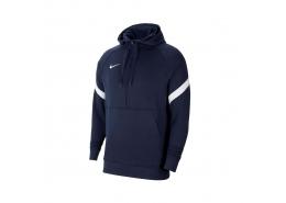 Strike 21 Fleece Erkek Mavi Sweatshirt (CW6311-451)