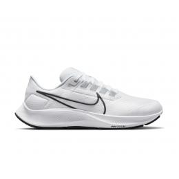 Air Zoom Pegasus 38 Erkek Beyaz Koşu Ayakkabısı (CW7356-100)