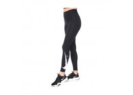 Swoosh 7/8 Running Leggings Kadın Siyah Tayt (DA1145-010)