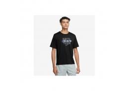 Nike Dri-FIT Miler Erkek Siyah Koşu Tişörtü (DA1181-010)