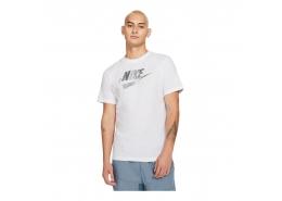 Sportswear Kısa Kollu Erkek Beyaz Tişört (DB6527-100)