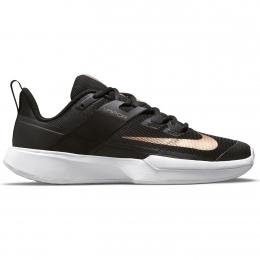 Nike Court Vapor Lite Kadın Siyah Tenis Ayakkabısı (DC3431-033)