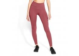 Dri-Fit One Mid-Rise Leggings Kadın Kırmızı Tayt (DD0252-691)