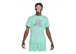 Nike Sportswear Futura Erkek Yeşil Tişört (DD1258-307)