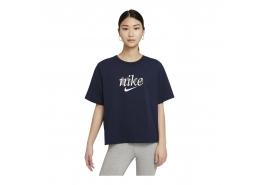 Nike Sportswear Kadın Mavi Tişört (DD1456-451)