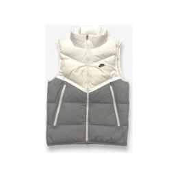 Sportswear Storm-FIT Erkek Beyaz Rüzgarlık Yelek (BV2671-010)