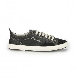 214160 Siyah Erkek Sneaker Ayakkabı