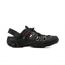 216504 Erkek Siyah Sandalet
