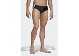 Fitness 3 Bantlı Erkek Siyah Slip Mayo (DP7536)