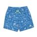 adidas Desenli Çocuk Mavi Şort Mayo (DQ3028)