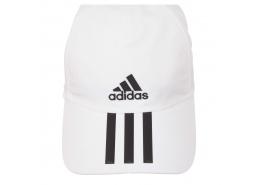 C40 3 Bantlı Climalite Beyaz Şapka