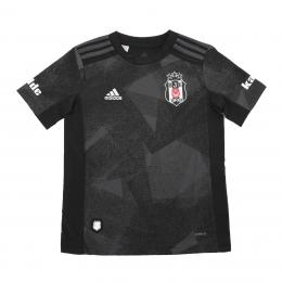 Beşiktaş 2019-20 Çocuk Siyah Deplasman Forması