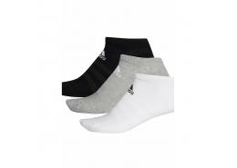 Yastıklamalı Bilek Boy 3 Çift Çorap (DZ9383)