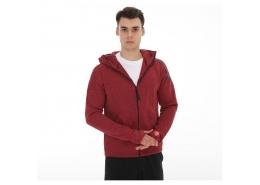 Z.N.E. Fast Release Erkek Bordo Sweatshirt