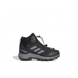 Terrex Mid Gore-Tex Çocuk Siyah Yürüyüş Ayakkabısı