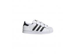 Superstar Çocuk Beyaz Spor Ayakkabı (EF4838)