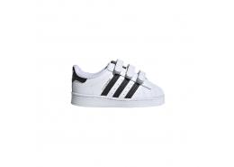 Superstar Çocuk Beyaz Spor Ayakkabı (EF4842)