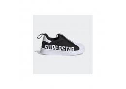 Superstar 360 X Çocuk Siyah Spor Ayakkabı (EG3408)