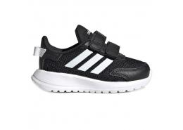Tensor Run Bebek Siyah Spor Ayakkabı (EG4142)