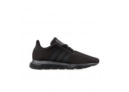 Swift Run J Çocuk Siyah Spor Ayakkabı