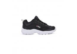 Strada Low Kadın Siyah Spor Ayakkabı (1010560_25Y)