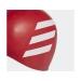 adidas 3 Bantlı Kırmızı Yüzücü Bonesi (FJ4970)