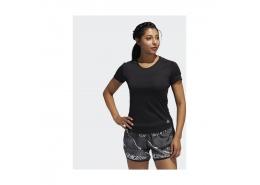Run It Kadın Siyah Koşu Tişörtü (FL7802)