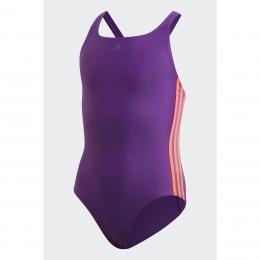 Fit Suit Çocuk Mor Yüzücü Mayosu (FL8669)