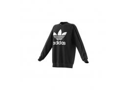 adidas Bellista Trefoil Lace Kadın Siyah Sweatshirt