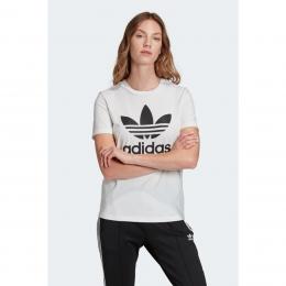 adidas Trefoil Kadın Beyaz Tişört (FM3306)