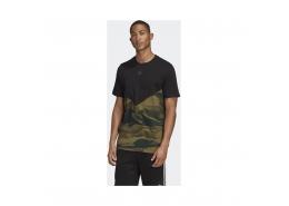 Camouflage Block Erkek Tişört