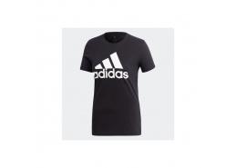 Must Haves Badge of Sport Kadın Siyah Tişört (FQ3237)