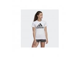 Must Haves Badge of Sport Kadın Beyaz Tişört (FQ3238)