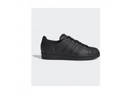 Superstar Kadın Siyah Spor Ayakkabı (FU7713)