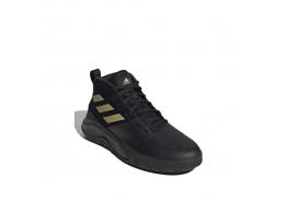 Own the Game Erkek Siyah Basketbol Ayakkabısı (FW4562)