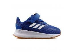 Runfalcon Bebek Mavi Spor Ayakkabı