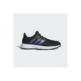 GameCourt Erkek Siyah Tenis Ayakkabısı (FX1553)