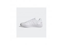 Hoops 2.0 Kadın Beyaz Spor Ayakkabı (FY6024)