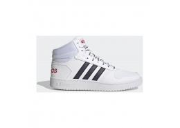 Hoops 2.0 Erkek Beyaz Spor Ayakkabı (FY8616)