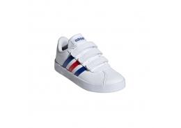 VL Court 2.0 Çocuk Beyaz Spor Ayakkabı (FY9273)
