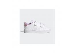 Advantage Çocuk Beyaz Spor Ayakkabı (FZ0034)