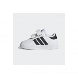 adidas Breaknet Çocuk Beyaz Spor Ayakkabı (FZ0090)